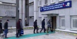 Ankara'da 44 düzensiz göçmen yakalandı