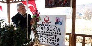 Şehit polis Fethi Sekin'in dayısı: Onun şehadeti bu ülkenin bir bütün olduğunun en büyük göstergesidir