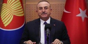 Dışişleri Bakanı Çavuşoğlu: ASEAN ile ilişkilerimize özel önem veriyoruz