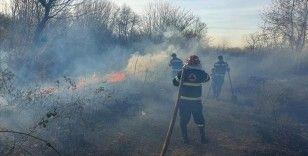 Gürcistan'da 24 saatte 234 noktada orman yangını çıktı