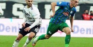 Süper Lig: Beşiktaş: 6 - Çaykur Rizespor: 0 (Maç sonucu)