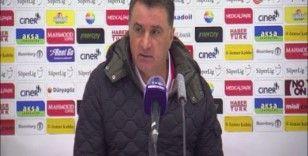 """Mustafa Kaplan: """"Üreten bir Gençlerbirliği vardı. Üç tane gol, üç puan bizi ayrıca mutlu etti"""""""