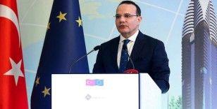 Türkiye'nin AB Daimi Temsilcisi Bozay: Doğu Akdeniz ve Kıbrıs konuları AB'nin stratejik vizyonunu da belirleyecek