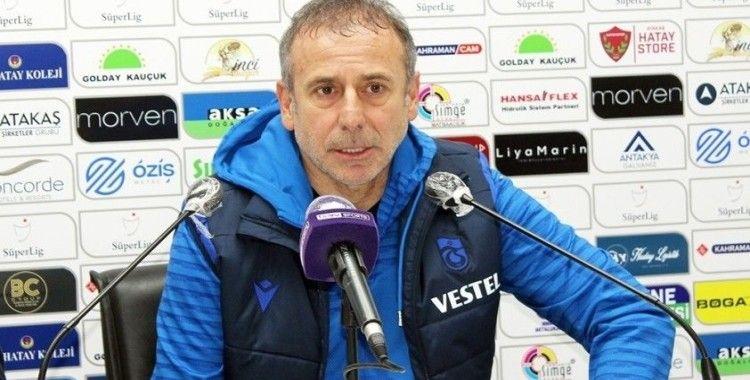 """Abdullah Avcı: """"Ayakta sağlam durarak maçı kazandık"""""""