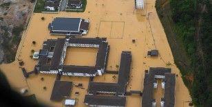 Malezya'daki sel baskınları nedeniyle tahliye edilenlerin sayısı 22 bine çıktı