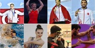 Milli sporculardan Kovid-19'un gölgesindeki 2020'de 1594 madalya