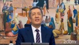 """Milli Eğitim Bakanı Selçuk: """"Daha güzel günler göreceğiz"""""""