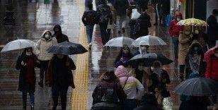Aralık ayında yağışlar yarı yarıya azaldı