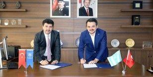 SUBÜ ile TÜGVA arasında gençlere yönelik iş birliği protokolü imzalandı