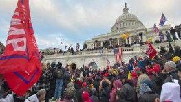 ABD'de Trump destekçilerinin Kongre binası baskını