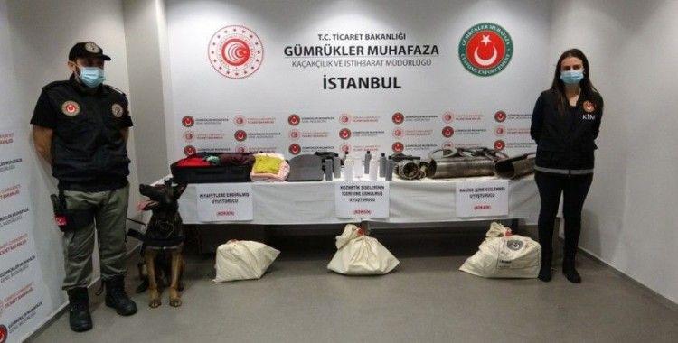 Polislerden 11 milyon TL'lik uyuşturucu operasyonu