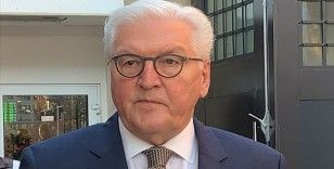 Almanya Cumhurbaşkanı Steinmeier: Bu Amerika Birleşik Devletleri için tarihi bir dönüm noktasıdır