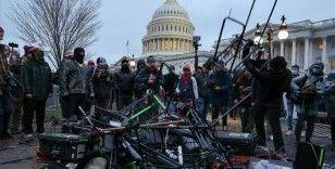 Uzmanlara göre Kongre baskınına giden olaylar ABD'deki kutuplaşma ve bölünmeyi ortaya koyuyor