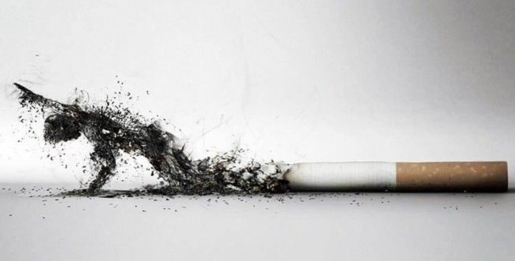 Yeni yılda sigarayı bırakın sağlığa adım atın