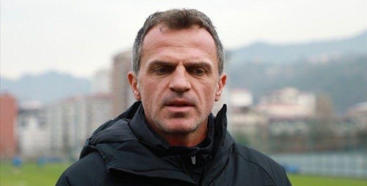 Çaykur Rizespor Teknik Direktörü Tomas: Denizlispor maçını kazanarak üst sıralara çıkmak istiyoruz