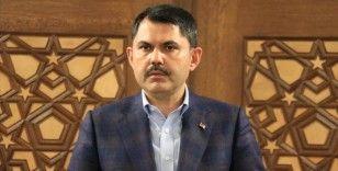 Çevre ve Şehircilik Bakanı Kurum: CHP zihniyetine yakışan bir ifade