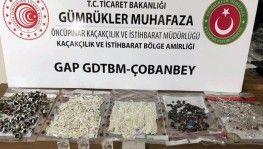 Türkiye'ye kaçak yoldan sokulmaya çalışan altın ve gümüş ele geçirildi