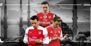 Mesut Özil'den heyecanlandıran paylaşım
