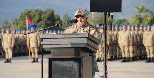 Jandarma Genel Komutanı Arif Çetin: 'Bu kış PKK'nın son kışı olacak'