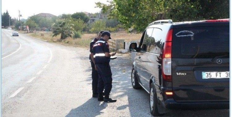 Aydın'da 2020 yılında, 6 bin 49 aranan şahıs yakalandı