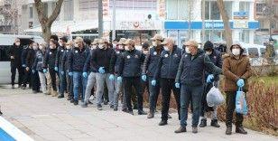 Kırşehir'de, DEAŞ operasyonunda 8 tutuklama