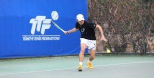 Antalya Open'da ikinci gün geride kaldı
