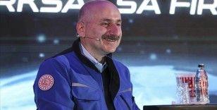Bakan Karaismailoğlu: Uzay Vatan'da giderek artan bir iddiayla yolumuza devam edeceğiz