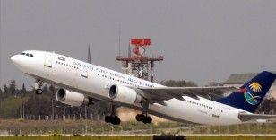 Körfez'de uzlaşının ardından Suudi Arabistan'dan Katar'a uçuşlar başlıyor