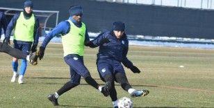 BB Erzurumspor, Fenerbahçe hazırlıklarına devam etti