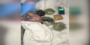 'Pire Zafer' lakaplı motosikletli uyuşturucu satıcısı yakalandı