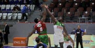 ING Basketbol Süper Ligi: Lokman Hekim Fethiye Belediyespor: 78 - Pınar Karşıyaka: 86