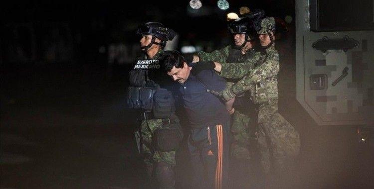 ABD'de tutuklu uyuşturucu baronu El Chapo, ülkesinde yargılanmak için hukuki süreç başlatacak