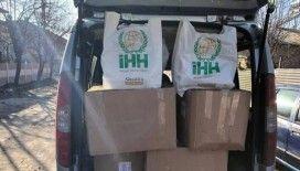 Kovancılar, Palu ve Karakoçan İHH Şubelerinden yardımlar