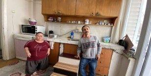 Tek istekleri boylarına göre mutfak tezgahı