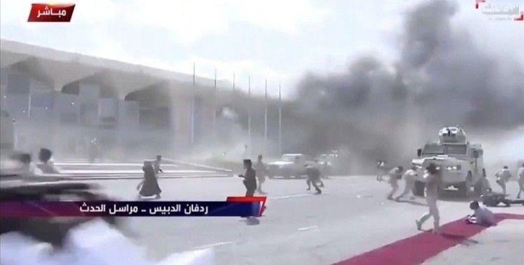 Yemen'in Aden Havalimanı'ndaki patlamalarda ölü sayısı 28'e yükseldi