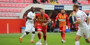 Kayserispor: 1 - Yeni Malatyaspor: 0