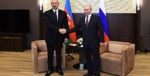 Putin, Aliyev ve Paşinyan Dağlık Karabağ konusunu yarın Moskova'da görüşecek