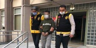 Kuryenin elektrikli bisikletini çalan şüpheli tutuklandı