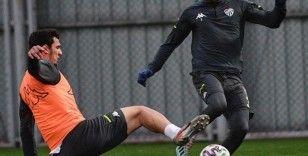 Bursaspor'da Antalyaspor maçı hazırlıkları sürüyor