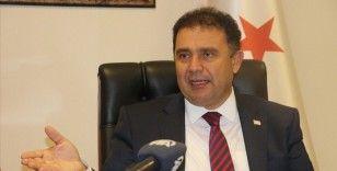 KKTC Başbakanı Saner'den BM'ye 'Anastasiadis'i iki devletli çözüm konusunda cesaretlendirme' çağrısı