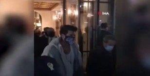 Oyuncu Can Yaman'a İtalya'da 400 euroluk sosyal mesafe cezası