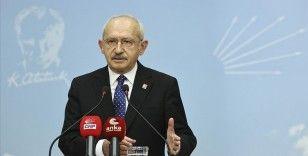 CHP Genel Başkanı Kılıçdaroğlu: Sağlıklı işleyen bir demokraside gazetecinin rolü çok önemlidir