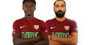 Bandırmaspor'da iki oyuncu ile yollar ayrıldı