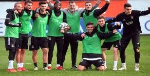 Beşiktaş, kupa mesaisine başladı