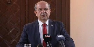 KKTC Cumhurbaşkanı Tatar: Dünya artık Kıbrıs'taki gerçekleri daha iyi görmeye başladı