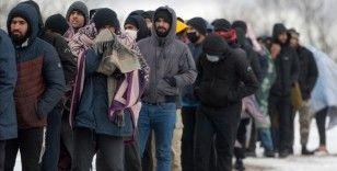 AB Bosna Hersek'teki göçmenlerin durumunun iyileştirilmesi çağrısı yaptı