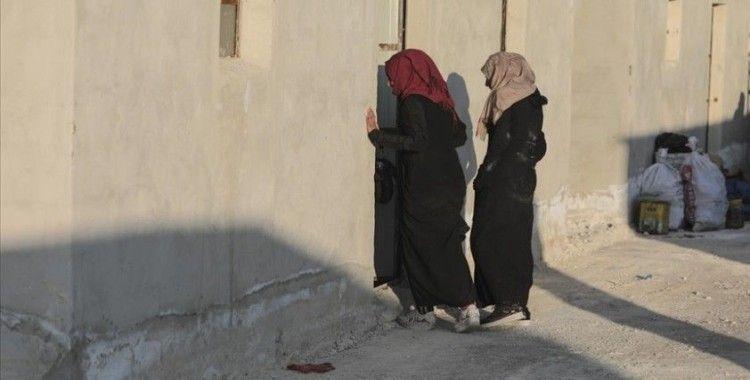 Azez'de briket evler çadırda kalan Suriyelilerin umudu oldu