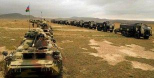 Azerbaycan'ın Dağlık Karabağ'daki şehit sayısı 2 bin 841'e yükseldi