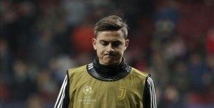 Juventus'ta Arjantinli oyuncu Dybala sakatlığı sebebiyle bir süre forma giyemeyecek
