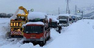 Japonya'da kar fırtınası: 38 kişi hayatını kaybetti
